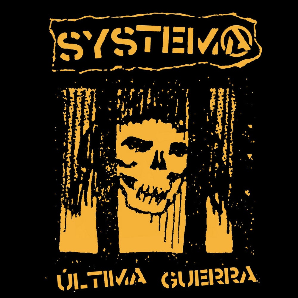 Image of SYSTEMA - Ultima Guerra LP