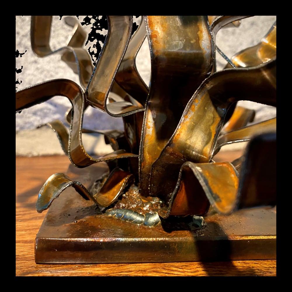 """""""Koolkop"""" Welded Sculpture"""