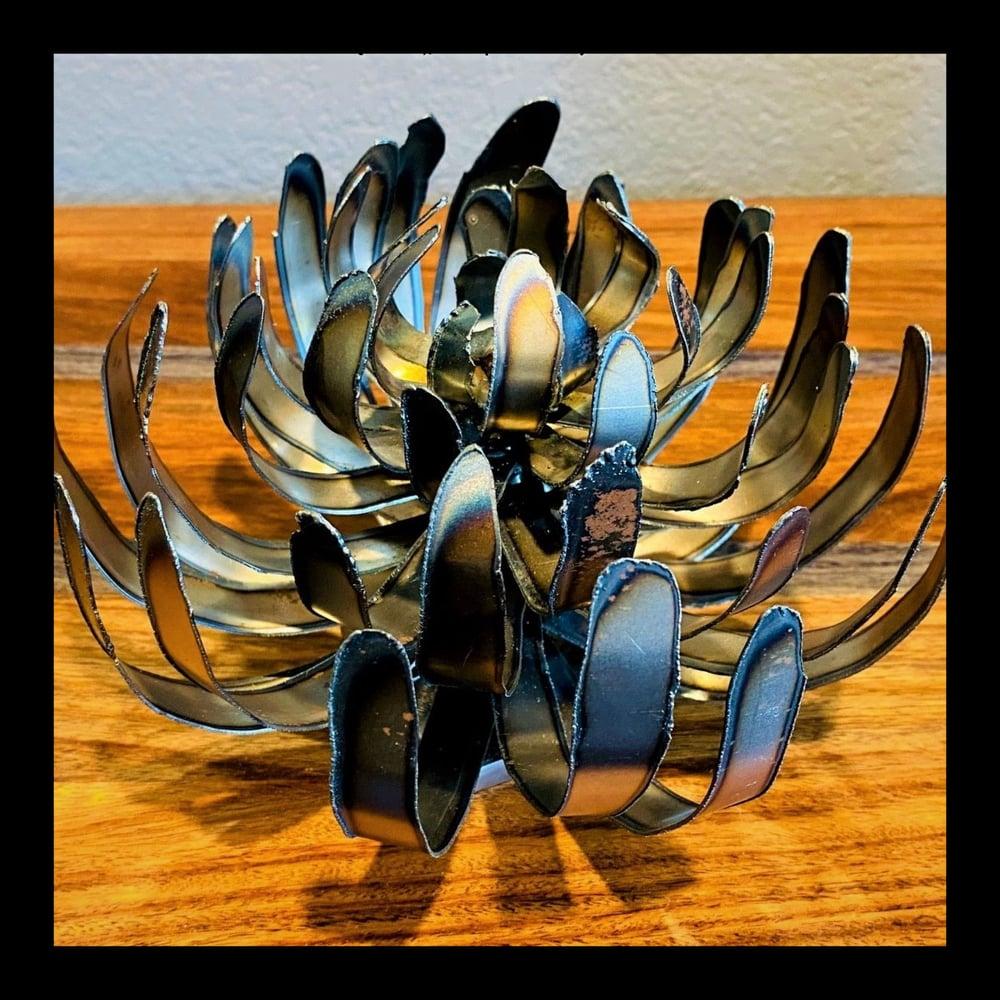 """""""El Rey Small"""" Welded Sculpture"""