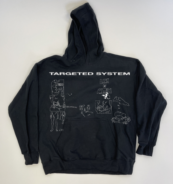 Image of TARGETED SYSTEM (OVERSIZED HOODIE)