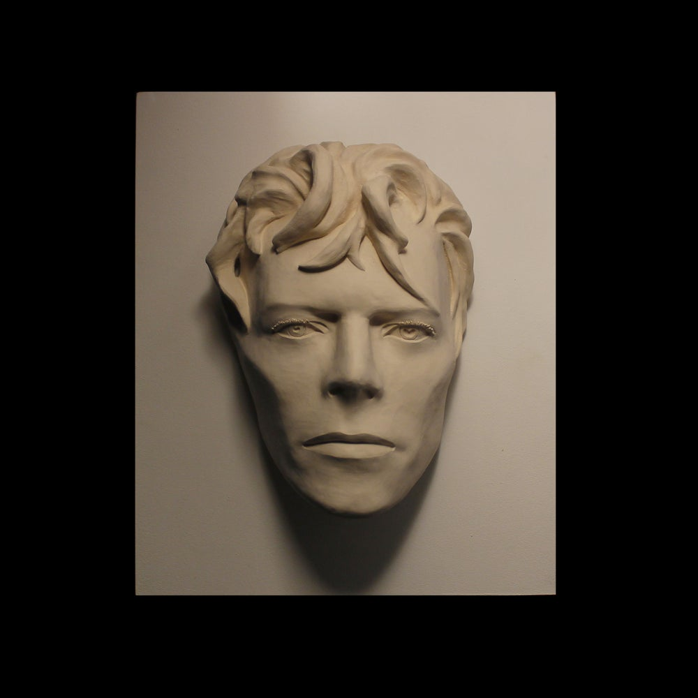 David Bowie - LED Version - Ashes To Ashes Sculpture