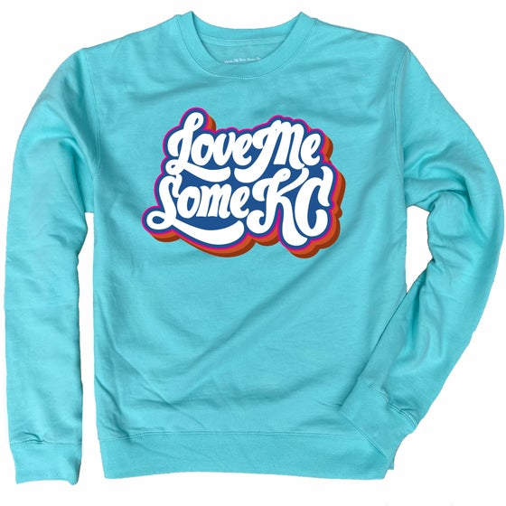 Image of Love me some kc | mint