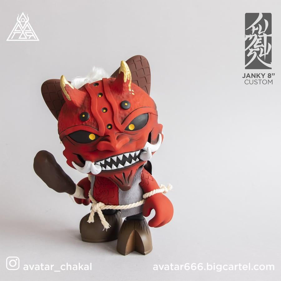 """Image of FUMETSU janky 8"""" custom"""