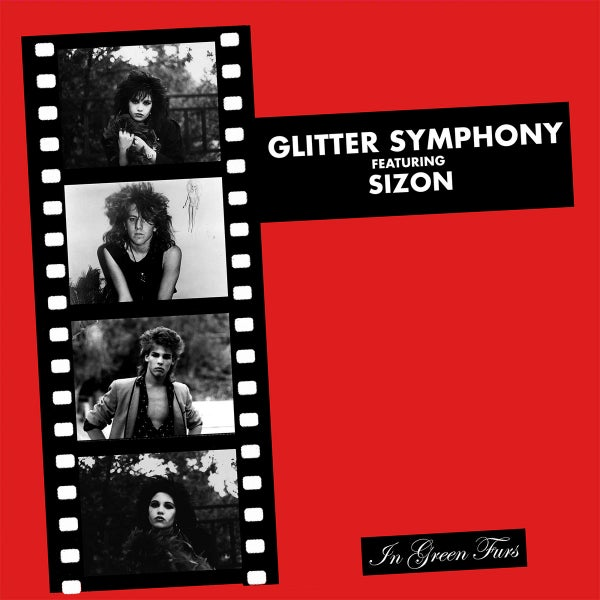 """Image of GLITTER SYMPHONY - In Green Furs 12"""""""