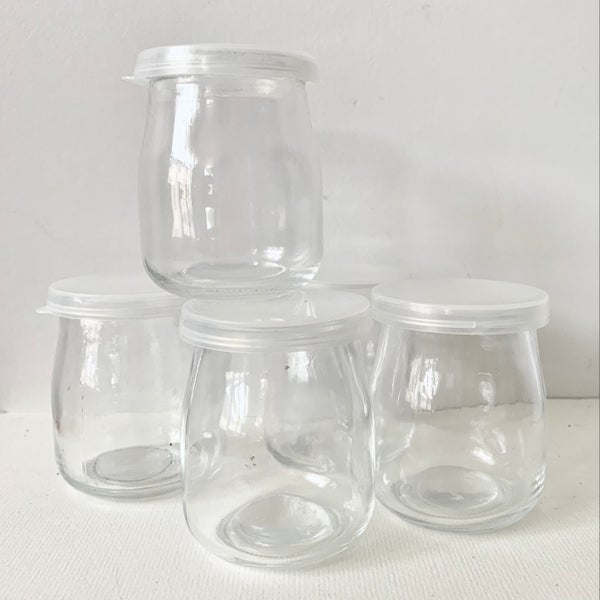 Image of Cute Glass Pots