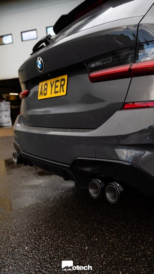 Image of BMW G20 G21 G22 G23 M340i/M440i  Race Exhaust