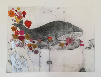 Image of La baleine / the whale