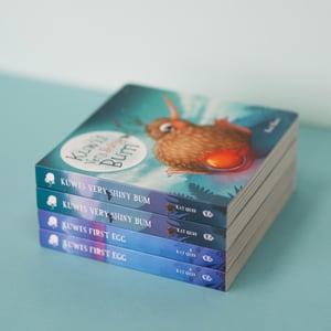 Kuwi's Very Shiny Bum BOARD BOOK