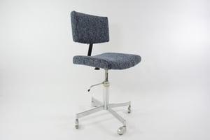Image of Chaise de bureau carré