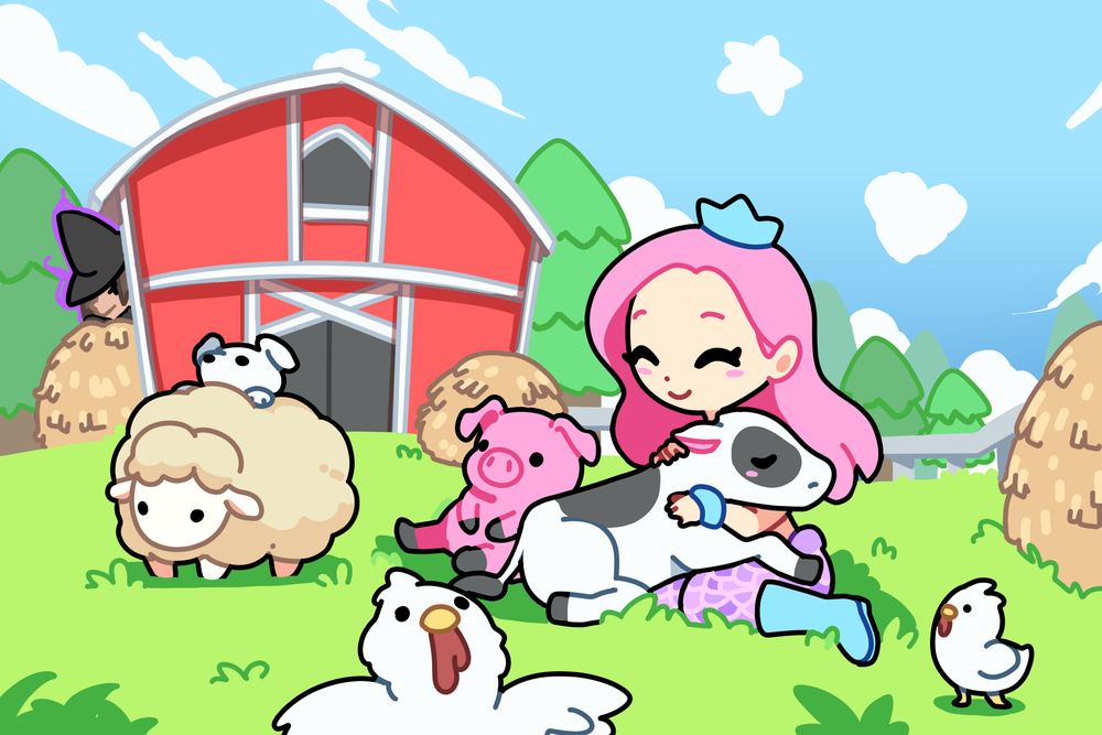 Image of *NEW!* Autographed FARM Poster!