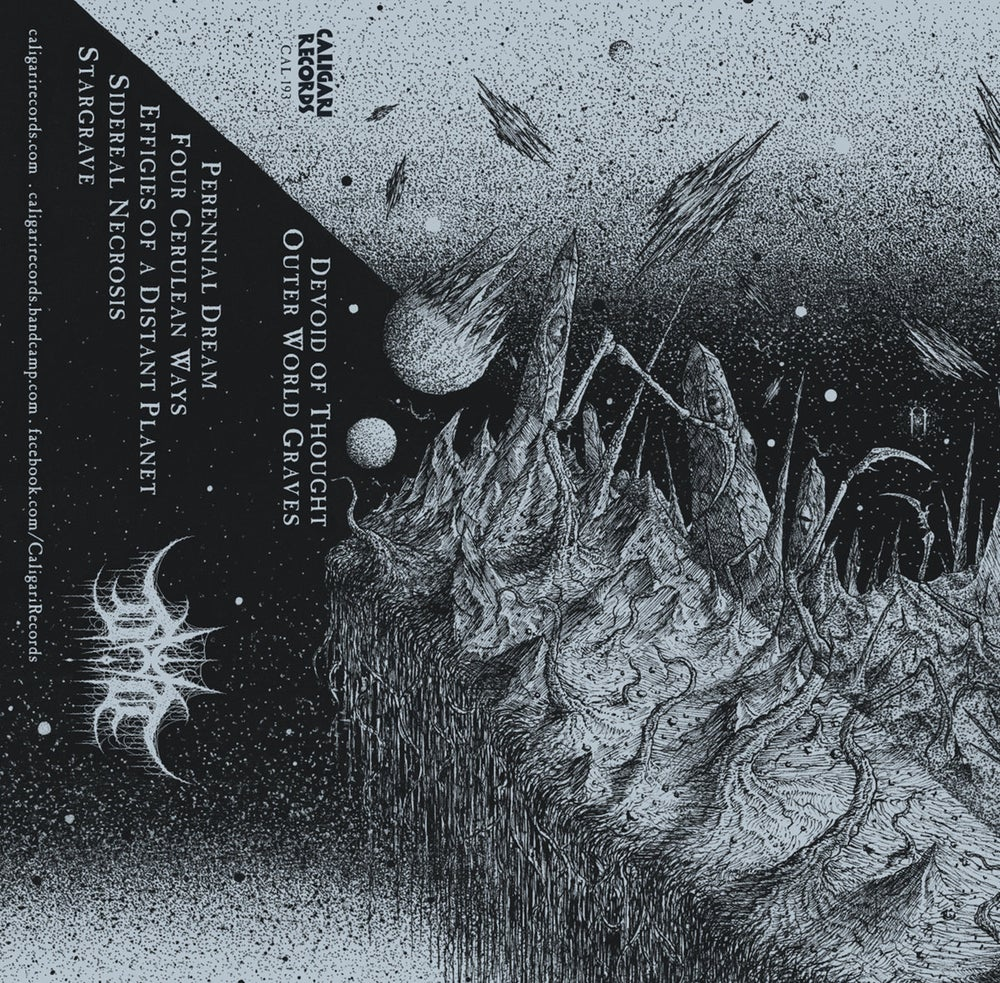 Image of Devoid Of Thought - Outer World Graves Cassette
