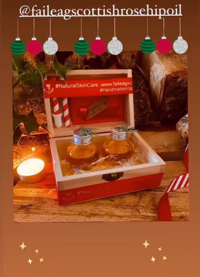 Image of GlowBaules GiftBox - A SpecialChristmasEdition (2 x 50ml)