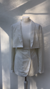 One Off White Reworked Suit