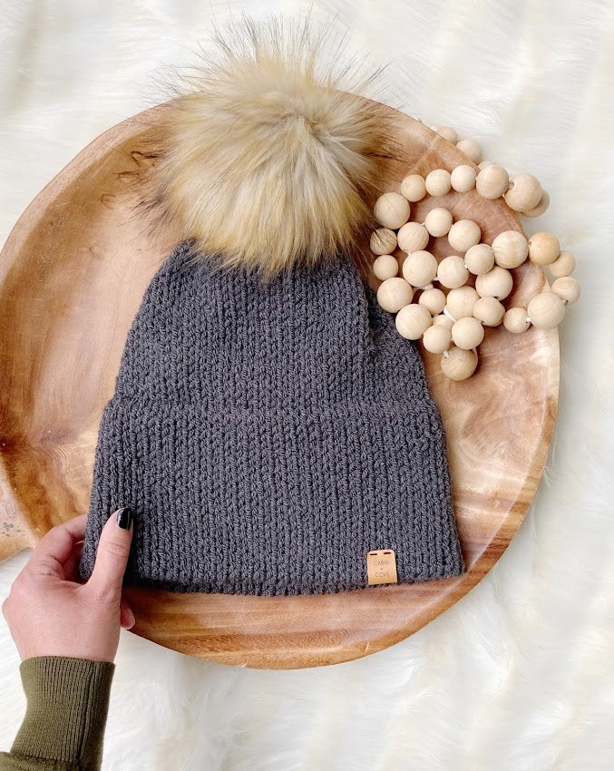 Image of DIY Knit Kit - Double Brim Beanie