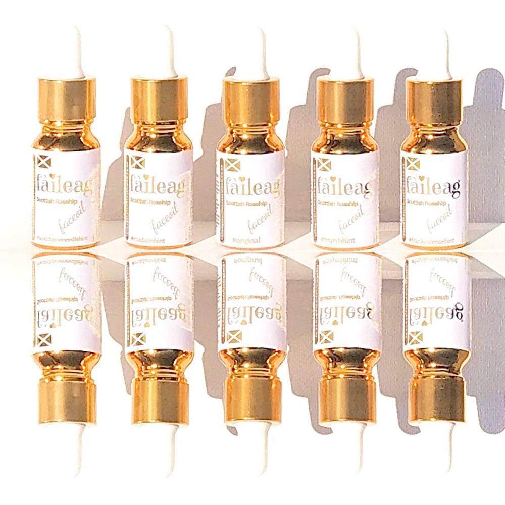 Image of Gold - ChristmasSamplerPack  (5 x 10ml)