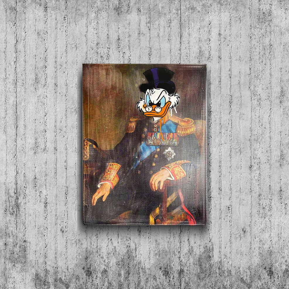 The Great Old McScrooge