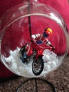 Snow Speedway - Barry Briggs - New Zealand