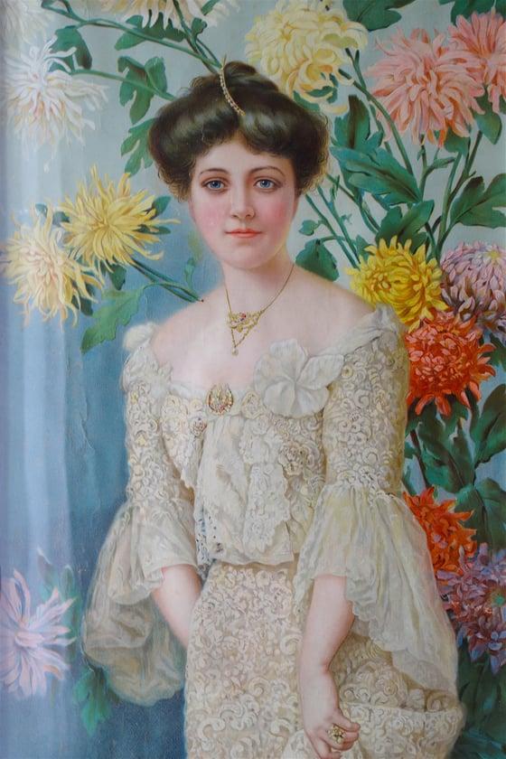 Image of Victorian Bride