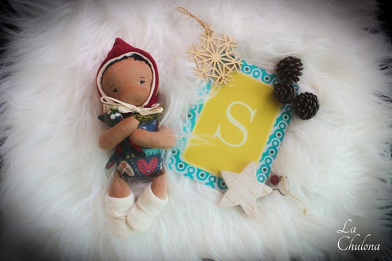 Image of Suki- 10 inch Waldord inspired doll