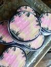 Pink Sugar Crystals COCONUT SOY WAX CANDLE