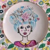 Gretchen - Decorative Plate