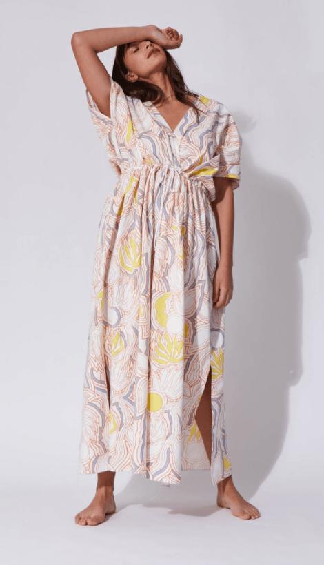 Image of Greta Sun Dress
