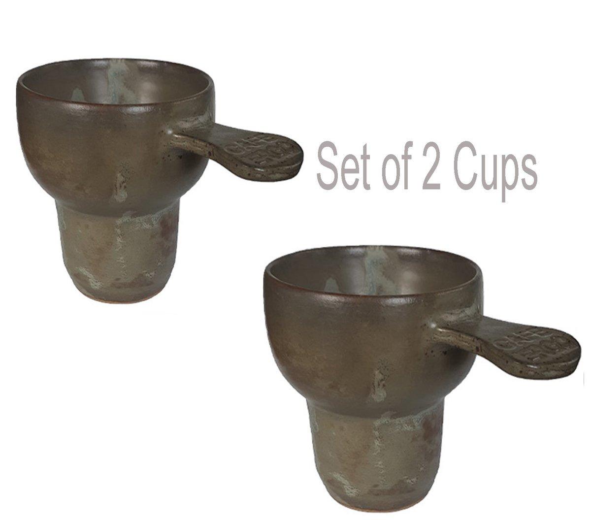 Ambi Grip Set of 2 - Handmade
