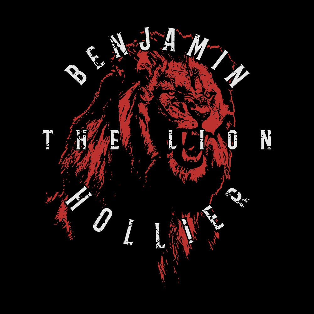 """Image of Benjamin """"The Lion"""" Hollier Signature Tee"""