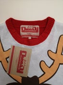 Image of Reindeer Jumper (Large) - Reconditioned/Seconds