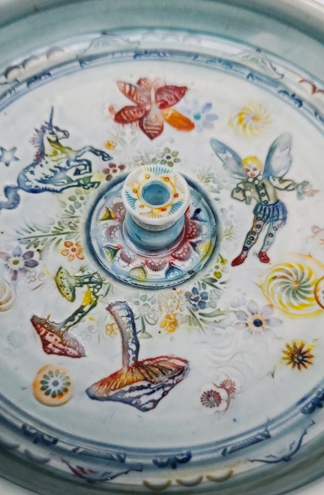 Image of Whispers of the Flower Dish