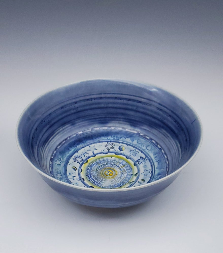 Image of Moon Phase Serving Bowl