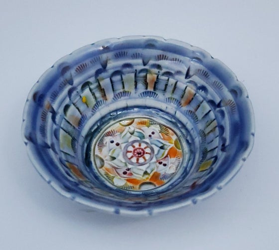 Image of Teeny Tiny Mandala Porcelian Dish