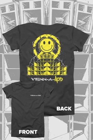 Image of Vienn_a_Tek - AcidPeacesystem T-Shirt