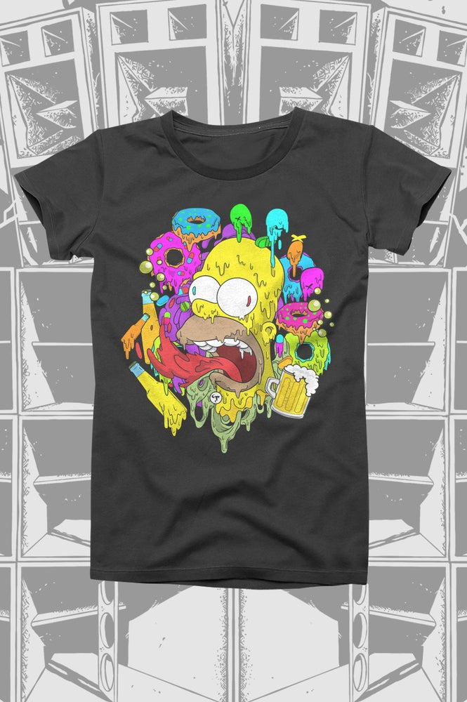 Image of Pitch Homer - T-Shirt