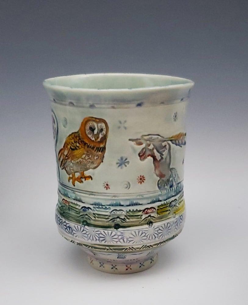 Image of Writers Inspiration Porcelain Tumbler