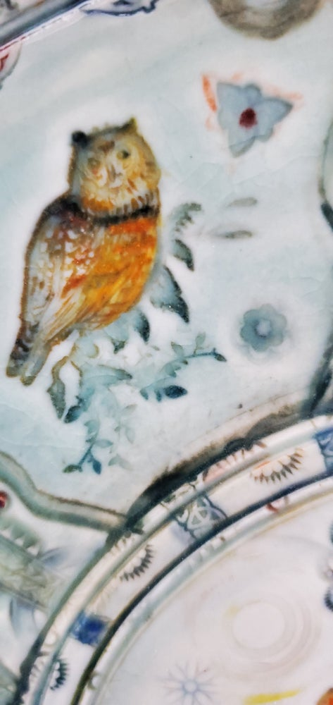Image of The Realm of the Gnomes Porcelain Platter