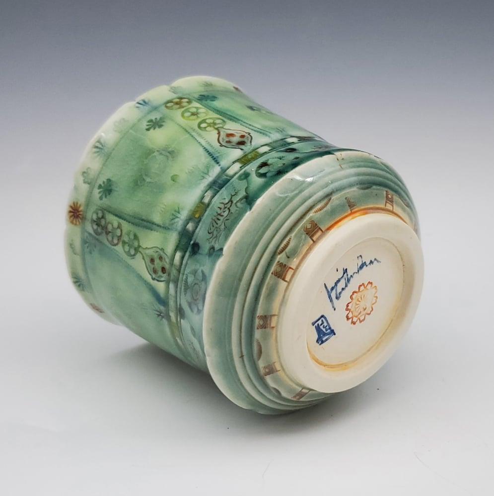Image of Soft Green Tea Tumbler