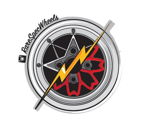 Image of RSW Split Wheel Logo