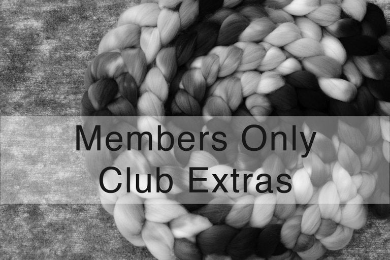 """Image of July Fiber Club Extras - """"Gleaming"""" - 4 oz. - SECONDS"""