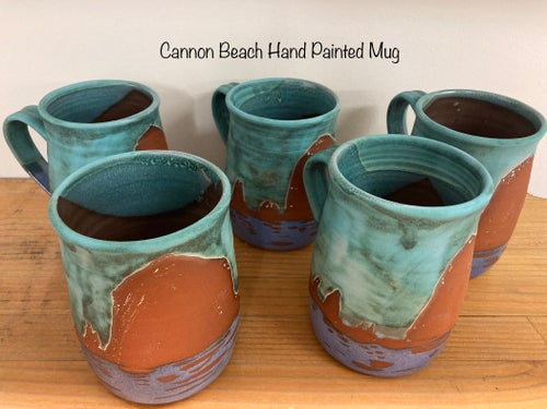 Image of Cannon Beach Mugs