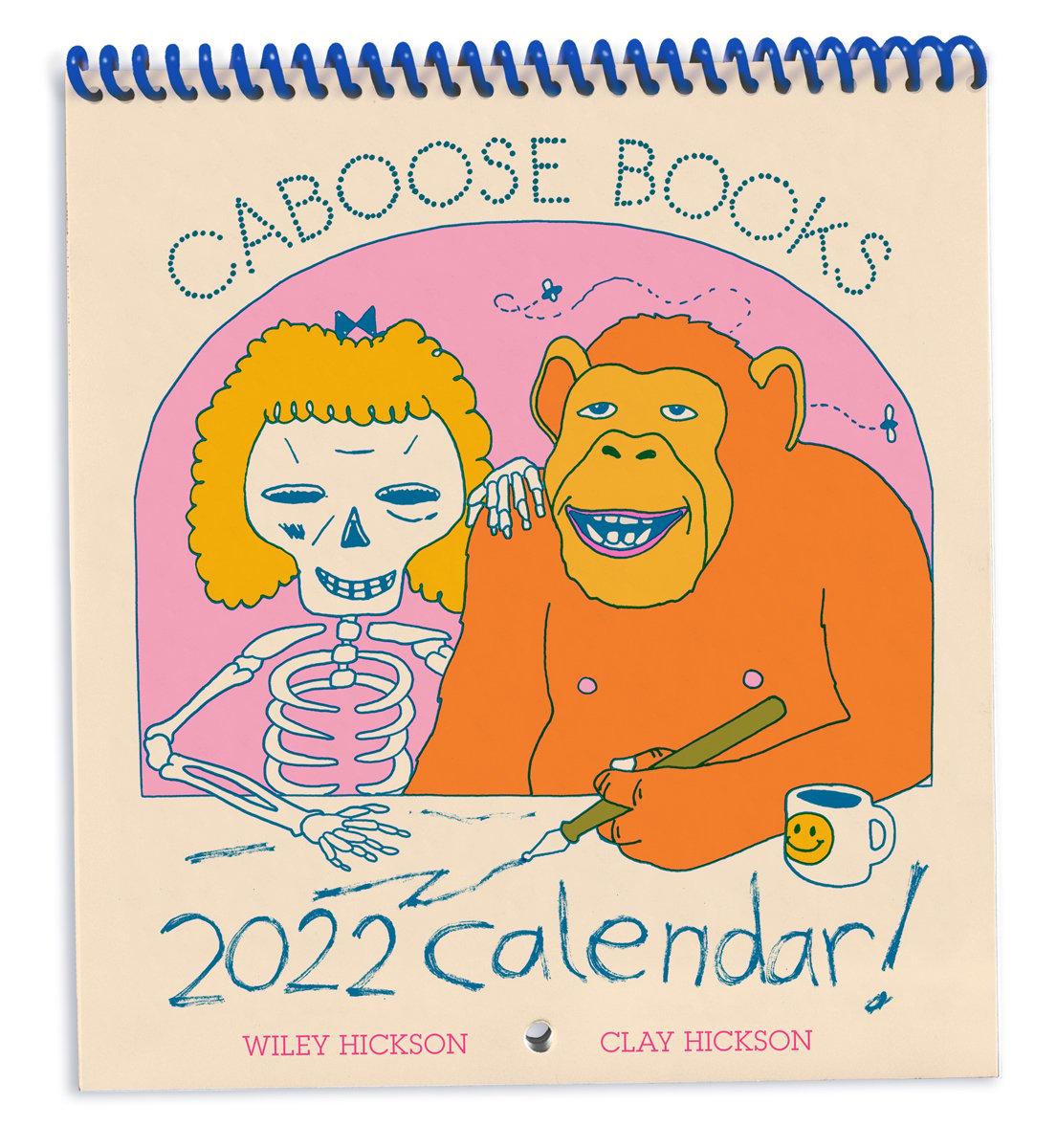 Image of 2022 Calendar *PREORDER*