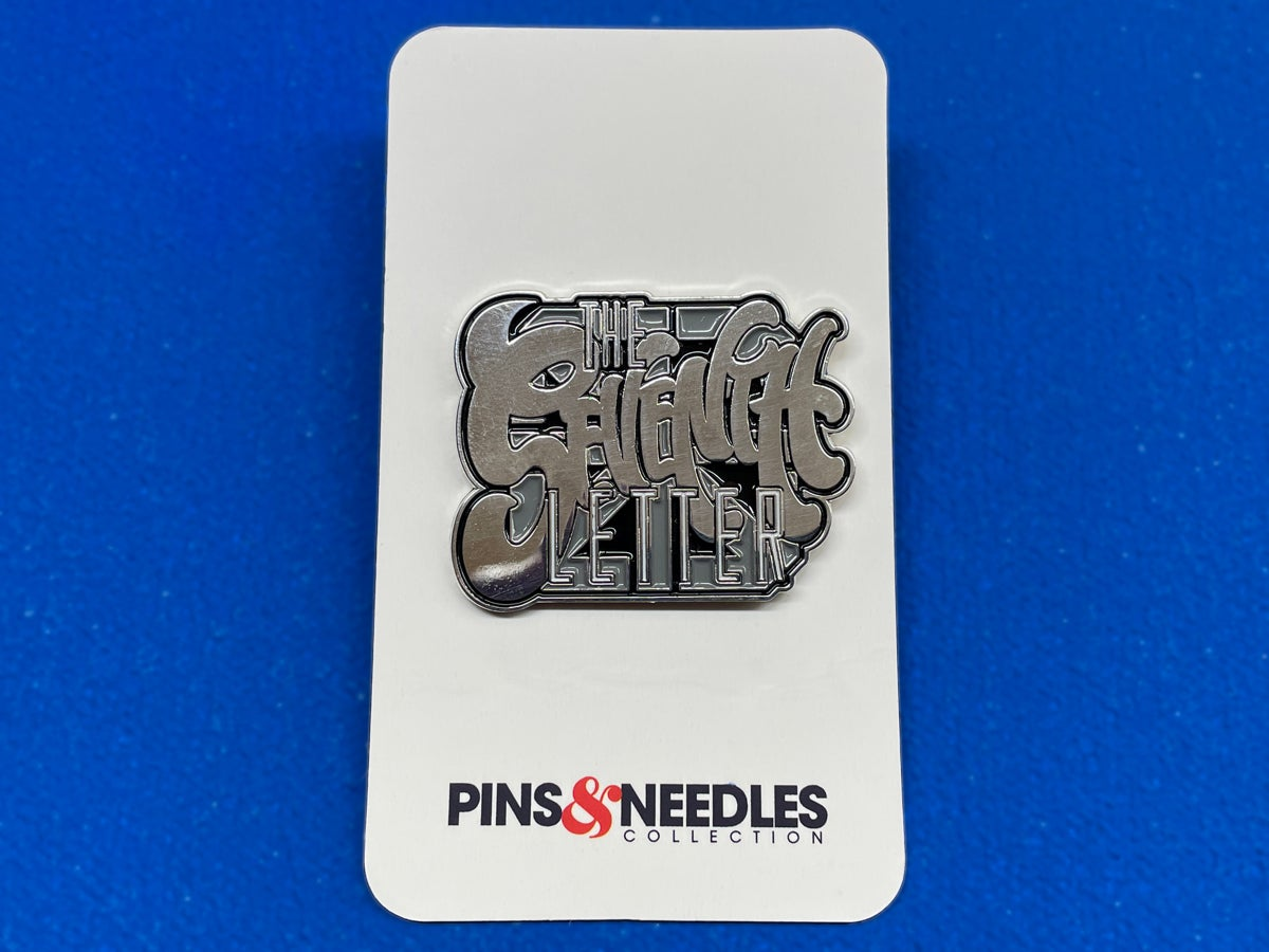 Image of Peter Paid x The Seventh Letter - Pin 1