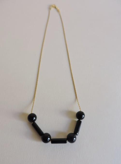 Image of Colgante NOVA-Onyx