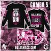 Combo 5 - Pretty Ugly 2 Long Sleeve shirt + Autographed CD *SAVINGS OF $17