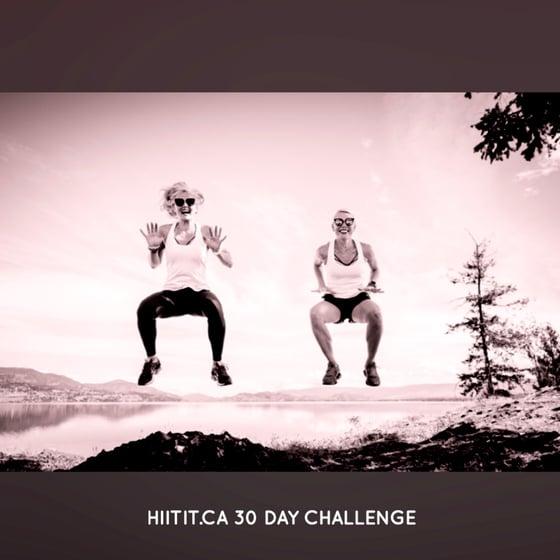 Image of HIITit.ca 30 DAY CHALLENGE