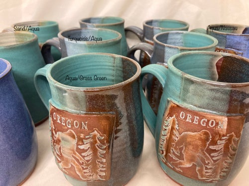 Image of Oregon Bigfoot Mug