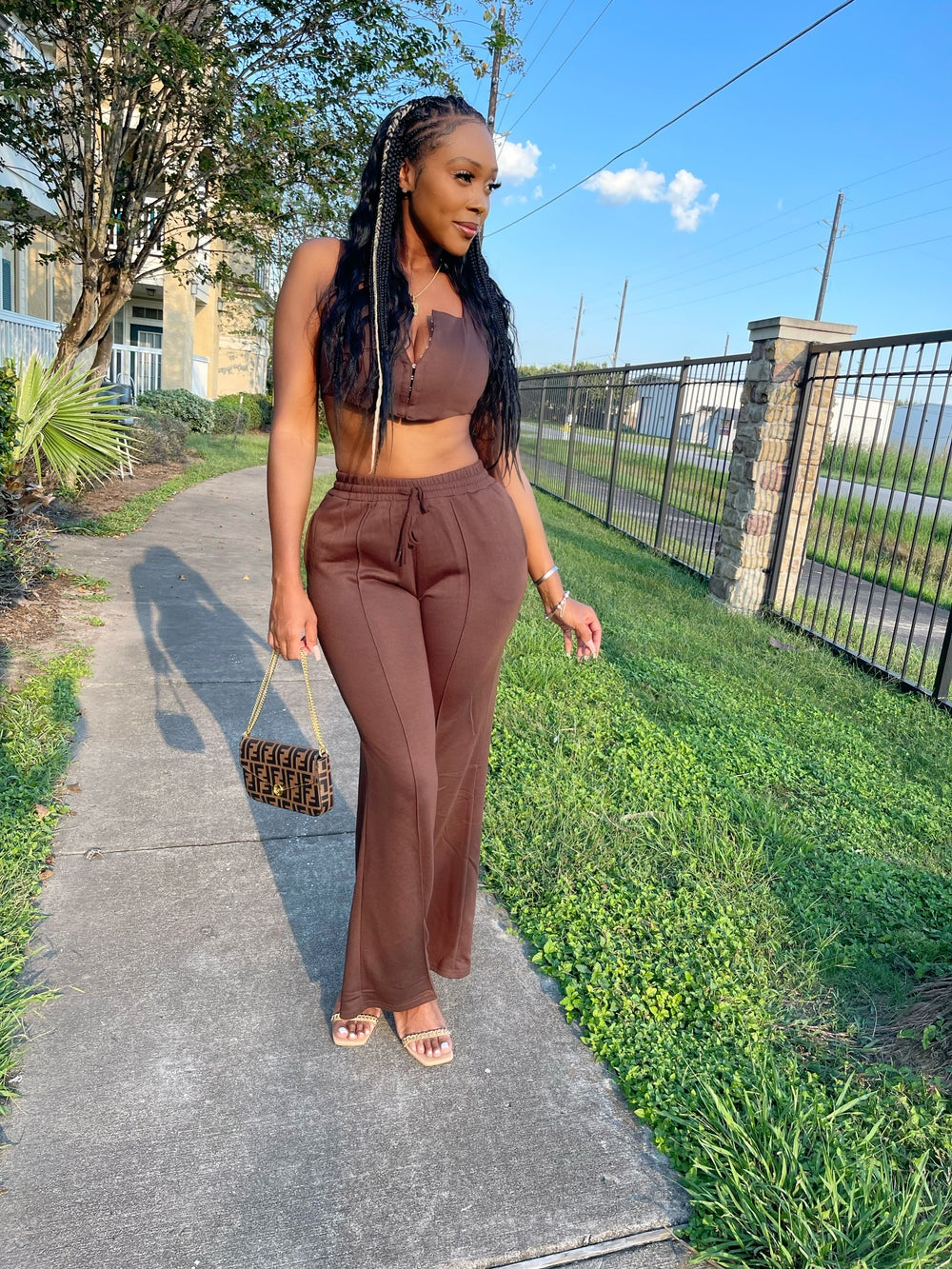 CHILL DAY PANT SET