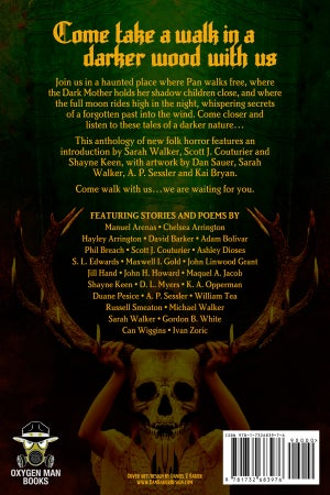 Image of A Walk in a Darker Wood: An Anthology of Folk Horror