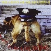 Image of MDC - Hey Cop!!! If I Had A Face Like Yours... LP (green vinyl)