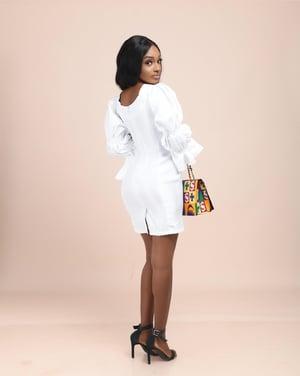 Image of LILY SILK DRESS